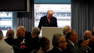 The Lunch 2015 - David Leathem 2