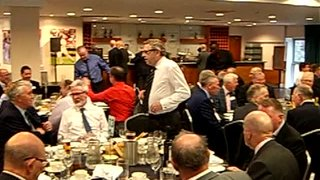 The Chairman's Lunch 'The Room' - Jan 2016