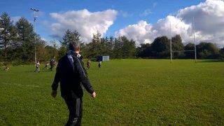 Sam Davis try against Stockport