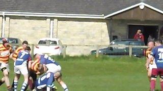 Mattie Bartle gets airborne