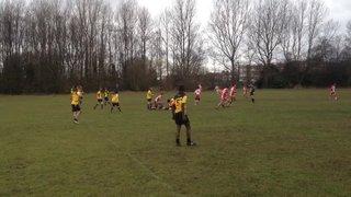 u16 v Leyland Warriors (Home) - 14th April 2013 [1]