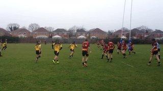 u16 v Pilkington Recs (Away) - 21st April 2013