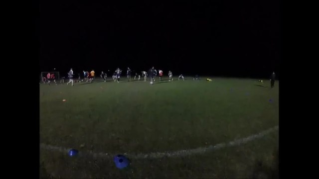 UEA Mens Rugby Pre-Season 2014 - 2015