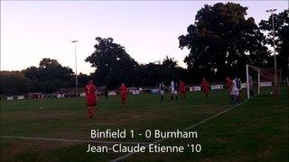 Binfield vs Burnham 15/08/2016
