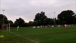 Binfield vs Tuffley Rovers 27/08/2016
