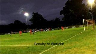 Binfield vs Highmoor Ibis 05/09/2016