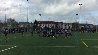 Zug vs Heidelberg U12s