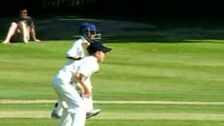Aggressive running between the wickets