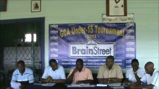 Launching of Brainstreet U-15 Competition