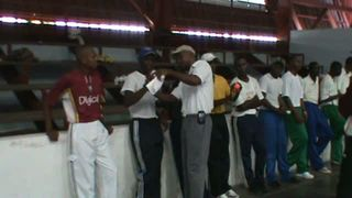 GCA Pace Bowling Clinic - Position