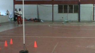 GCA Pace Bowling Clinic - Target