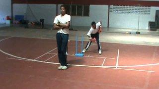 GCA Wicket Keeping - Legside
