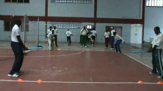 GCA Clinic - Running between the wickets