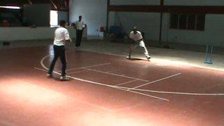 GCA Wicket Keeping - Shuffle Drill