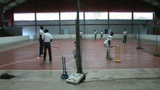GCA Clinic - Batting in nets