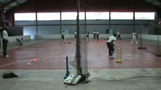 GCA Clinic - Using feet to spin in nets
