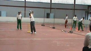 GCA Batting Clinic - Back drive drill
