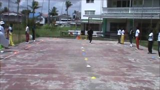 COLIN STUART - RUN UP DEMO
