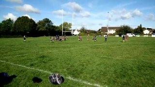Winscombe vs North Bristol U11s