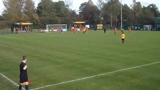 East Thurrock United 5-1 Weston Super Mare