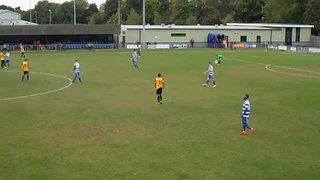 Oxford City 0-1 East Thurrock United