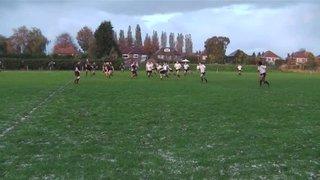Bowdon 2nd XV vs Wilmslow 3rd XV