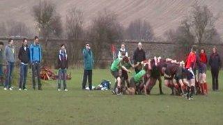U18 V Mackie - Conor try