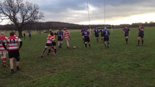 Wetherby Crusaders vs Hallamshire 1sts Home