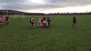 Wetherby Crusaders vs Hallamshire 01 02 2014