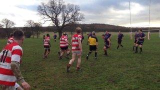 Wetherby Crusaders vs Hallamshire - 21-2-2014 #2