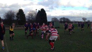 Crusaders vs Hallamshire 1-2-2014