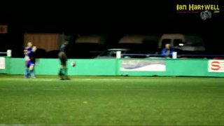 SCT FC vs Rugby Town FC - Ross Millers goal