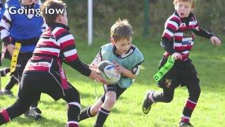 Bowdon U8 Rugby video 2012/13
