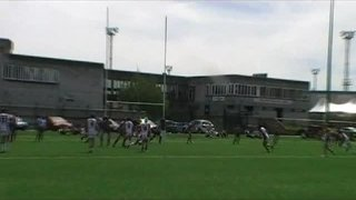 Lee Taylor Try