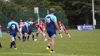 Mike McGrath Try