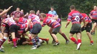 Mistley v Clacton warm up game  #1