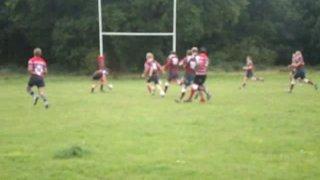 Mistley v Clacton warm up game #2