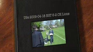 Lions Tamed by Strikers 6-2 U9s