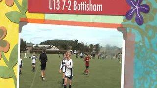 U13 7-2 vs Bottisham (2nd half)