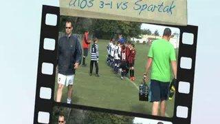 U10s Spartak 1-3 SASS FC