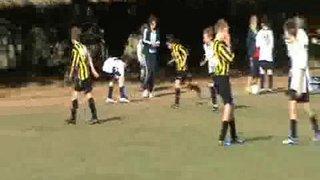 U13s 7-2 vs Priory Parkside (1st Half)