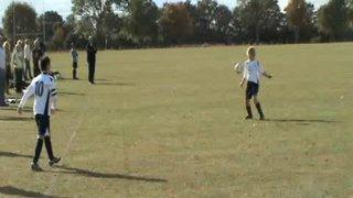U13s 7-2 vs Priory Parkside (2nd Half - Part 2)