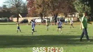 U10s 7-0 vs Balsham (Cup)- 1st Half