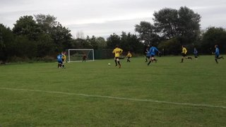 U14 vs Haslingfield - Attacking Pressure