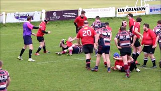 Skipton 2nds vs Aire 2nds 26/3/16