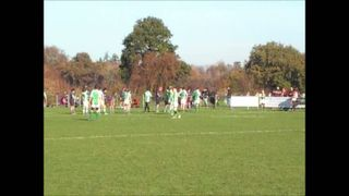 13-11-11 Horsham U14's vs. Chichester (Todd Lowe Tackle and Alex Clery Try)