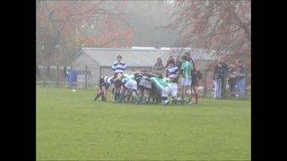 20-11-11 Horsham U14's vs. Pulborough (Rowan Murphy Hunt Tackle and Rip)