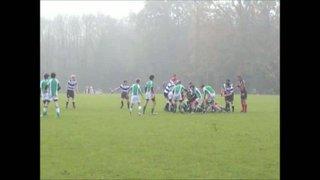 20-11-11 Horsham U14's vs. Pulborough (Solid Defence)
