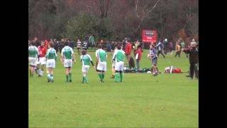 11-12-11 Horsham U14's vs. Lewes [Justin Dzormeku Try]