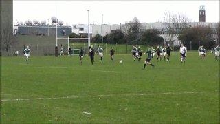 08-01-12 Horsham U14's vs. Grasshoppers [Luke Saunders Try]